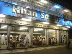 Khan Snacks and Broast