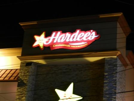 Hardees continues to mesmerize Karachi