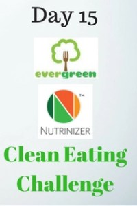EverGreen Nutrinizer 30-Day Clean Eating Challenge