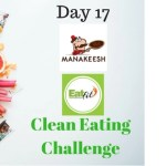 Manakeesh Eatfit 30-Day Clean Eating Challenge