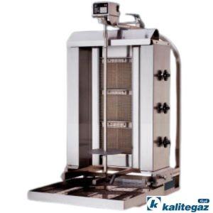 Gass Kebab grill, Modell: KLG 220-HG- 3 SONER