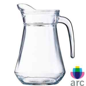 Mugge Arc 100cl H202 Ø163mm Glass