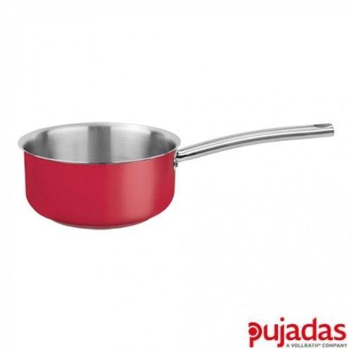 Sautepanne – 1liter Ø14cm Rød – Pujadas 720980