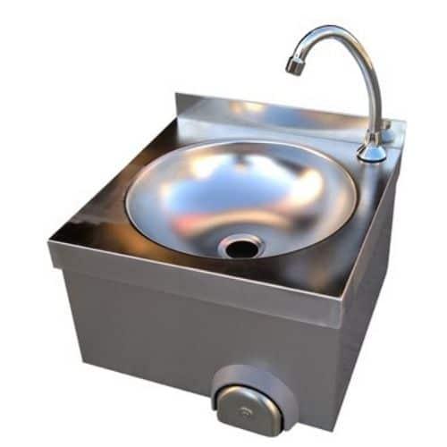 håndvask storkjøkken