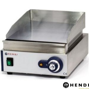 Flatgrill Chrome topplate - 2000W-1 fase