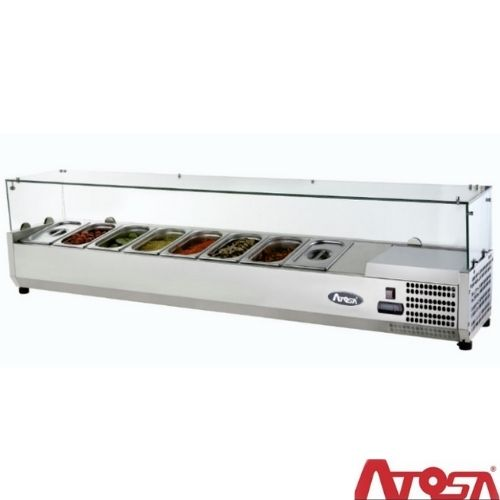 Kjølerenne - 1600x395x435 - Atosa VRX1600-380
