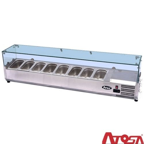Kjølerenne - 1800x395x435 - Atosa VRX1800-380