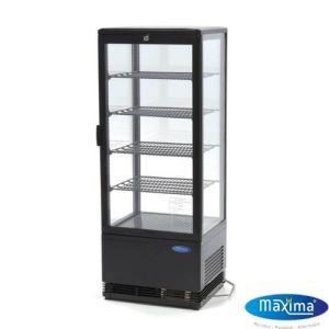 Kakedisk - Kjølekabinett - 98 liter - Maxima