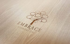 Embrace - Premade Logo by ASBA
