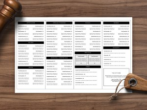 Restaurant Menu Template 28