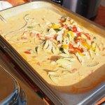 Curry vom Restaurant Sukhothai