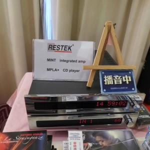 RESTEK M-Serie auf der TAA Hi End