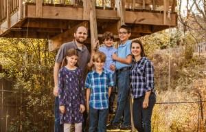 Smith family photo