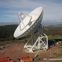 In Sardegna il radiotelescopio più grande d'Europa