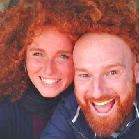 A Favignana il raduno dei capelli rossi
