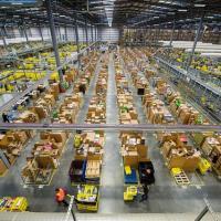 Amazon investe a Benevento, consegne più veloci con un nuovo centro di distribuzione