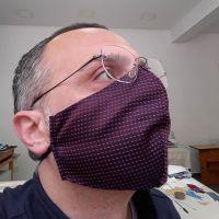 """Dalla seta delle cravatte nascono le mascherine: l'idea della """"Sartoria Da Napoli"""""""
