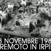 """""""Terremoto dell'Irpinia, 40 anni dopo"""", a Sant'Angelo dei Lombardi consegna Cartolina Commemorativa e inaugurazione del Parco della Memoria"""