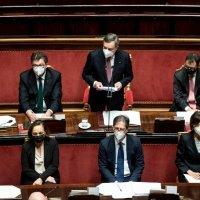 Draghi al Senato: nel suo discorso anche Sud e occupazione femminile