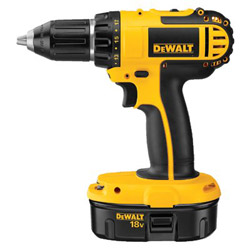 18 Volt Compact Drill Driver. Sold Individually