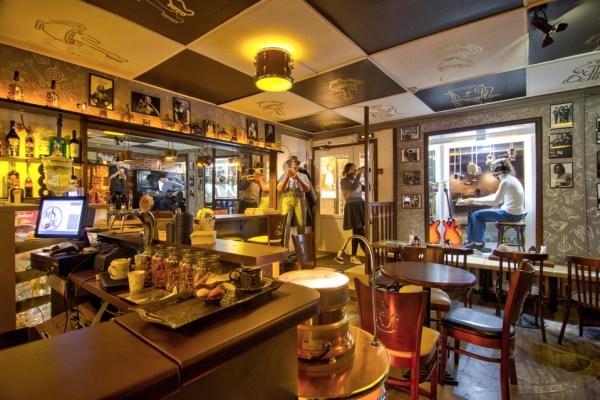 Кафе «Музыка кофе», Санкт-Петербург: цены, меню, адрес ...