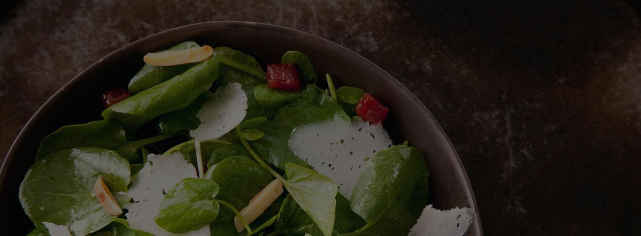 Salads, sidedishes, gravy…