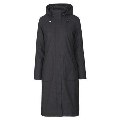Black Raincoat by Ilse Jacobsen