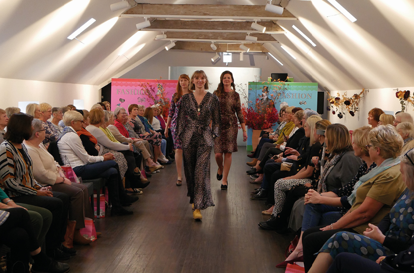 Fashion Show - Events at Restoration Yard