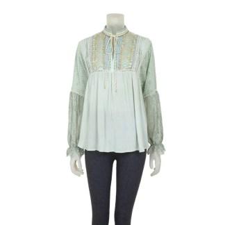 Leonie Top By Bl-nk I&G | Bl-nk Clothing | Restoration Yard