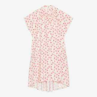 Printed Cotton Chemisier Dress by Ottod'ame | Restoration Yard