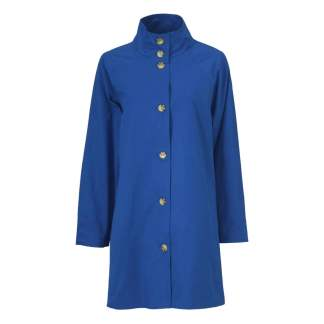 Teresa Coat Royal Blue by Masai Clothing | Restoration Yard