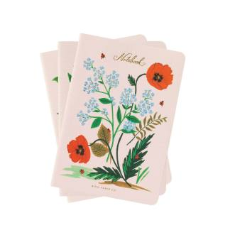 Botanical Stitched Notebooks By Rifle Paper | Restoration Yard