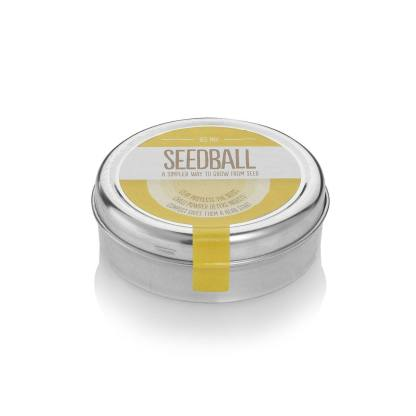 Seed Ball Tin Bee Mix | Restoration Yard