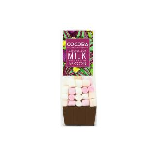 Cocoba Hot Choc Spoon Marshmallow Milk | Restoration Yard