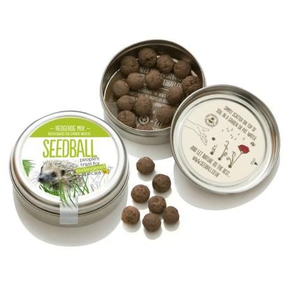 Seedball Hedgehog Mix | Seedball | Restoration Yard