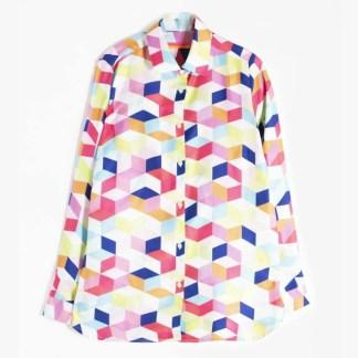Camisa Dover Lipari Shirt By Vilagallo   Restoration Yard
