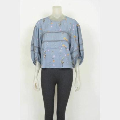 Greta Top by Bl-nk Clothing | Restoration Yard