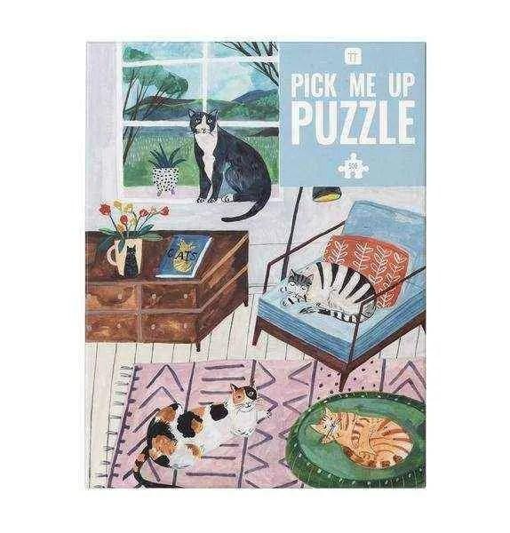 Yoga 500 Piece Jigsaw Puzzle