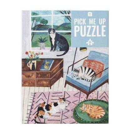 Talking Tables cat Puzzle | Restoration Yard