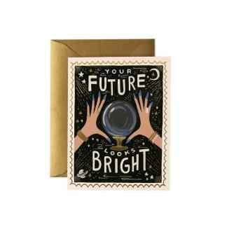 Your Future Is Bright Greeting Card by Rifle Paper   Restoration Yard