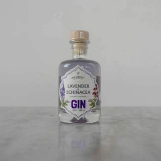 Lavender and Echinacea Gin 5cl by The Old Curiosity Distillery | Restoration Yard