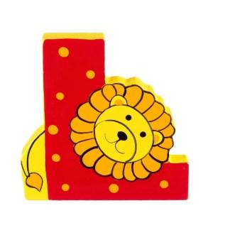Wooden Letter L by Orange Tree Toys | Restoration Yard