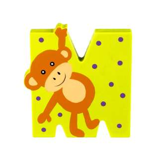 Wooden Letter M by Orange Tree Toys | Restoration Yard