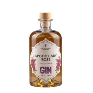 Apothecary Rose Gin 50cl by The Old Curiosity Distillery | Restoration Yard