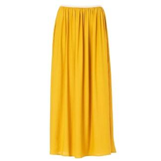 Kirstine Skirt Mustard by M.A.B.E | Restoration Yard