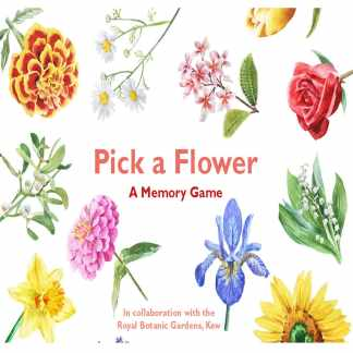 Enchanting Pick a Flower A Memory Game | Restoration Yard
