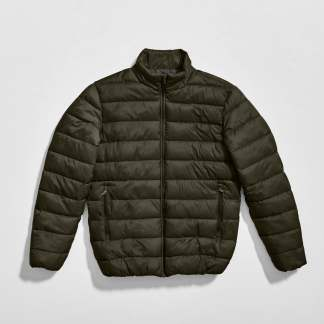 Puff Jacket Forest Night by Selected Homme | Restoration Yard