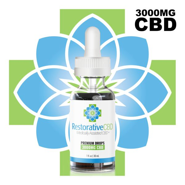 3000 mg Restorative Broad Spectrum CBD oil and its benefits - Restorative CBD