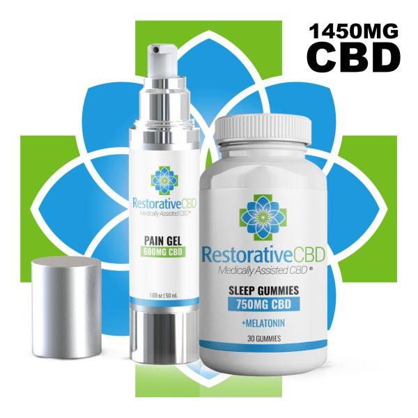 Hemp Derived CBD Products - Targeted Wellness - Restorative CBD