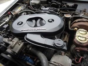 Corvette Crossfire Engine